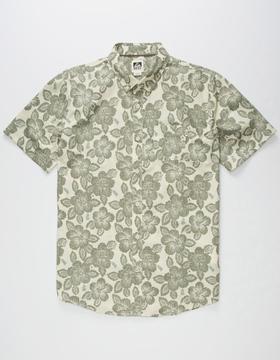 Reef Malifloral Mens Shirt