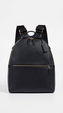 Smythson Panama Small Backpack