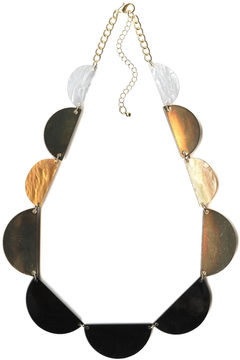 Boutique + + Womens Collar Necklace