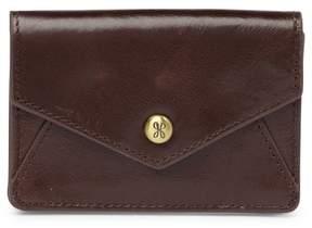 Hobo Bolt Leather Wallet