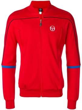Sergio Tacchini logo zipped sweatshirt