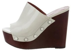 Marc Jacobs Slide Wedge Sandals