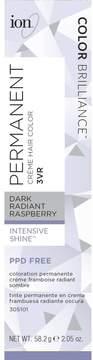 Ion 3VR Dark Radiant Raspberry Permanent Creme Hair Color