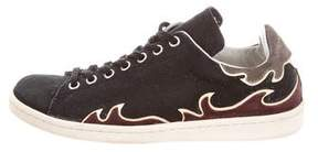 Etoile Isabel Marant Canvas Low-Top Sneakers