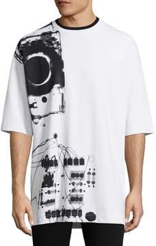 Diesel Black Gold Men's Tykuna X-Ray T-Shirt