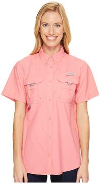 Columbia Bahamatm S/S Shirt Women's Short Sleeve Button Up