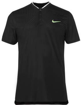 Nike Tennis Zonal Cooling Advance Stretch-Mesh Tennis T-Shirt