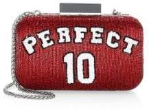 Alice + Olivia Shirley Perfect 10 Beaded Convertible Clutch