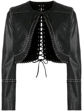 Diesel Black Gold Looket leather jacket