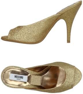 Moschino Sandals