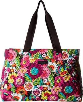 Vera Bradley Triple Compartment Travel Bag Bags - VA VA BLOOM - STYLE