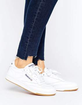 Reebok Club C 85 Sneakers With Gum Sole