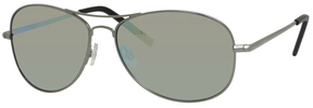 Safilo USA Polaroid 1004 Polarized Aviator Sunglasses