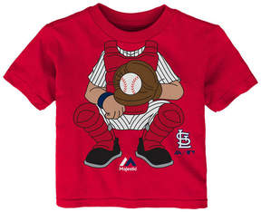 Majestic St. Louis Cardinals The Batter T-Shirt, Baby Boys (12-24 months)