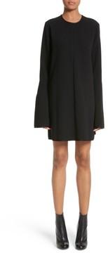 Ellery Women's Preacher Flare Sleeve Minidress