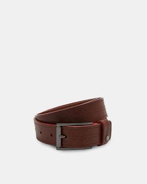 Ted Baker Etched leather belt