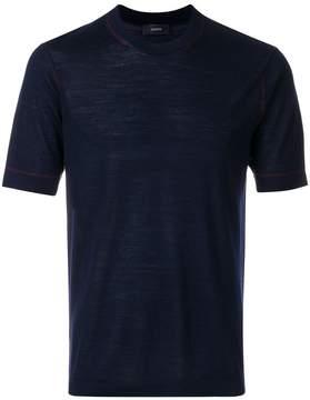 Joseph fine knit T-shirt