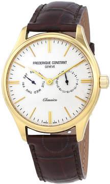 Frederique Constant Classic Silver Dial Men's Watch