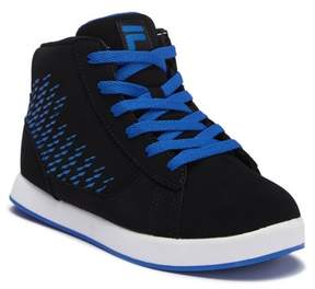Fila USA Dyano 2 High-Top Sneaker (Little Kid)