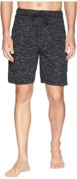 Jockey Tiger Heather Knit Sleep Shorts Men's Pajama