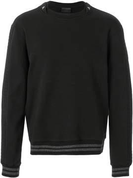Philipp Plein regular fitted sweatshirt