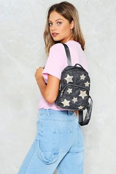 nastygal WANT Rock Star Backpack