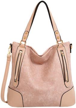 Mellow World Dusty Rose Deborah Hobo Bag