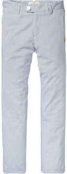 Scotch & Soda Tailored Trousers | Regular Slim Fit