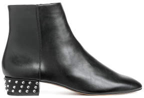 H&M Ankle boots with studs - Black