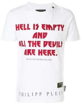 Philipp Plein Sugar-S T-shirt