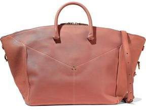 Jerome Dreyfuss Gerald Textured-Leather Tote