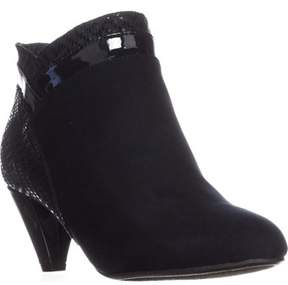 Karen Scott Ks35 Cahleb Dress Ankle Booties, Navy.