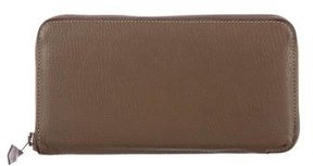 Hermes Azap Long Wallet - BROWN - STYLE