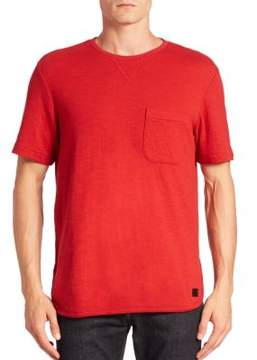 Madison Supply Cotton Solid Tee