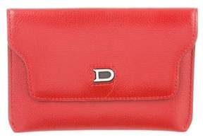 Delvaux Leather Mini Pouch