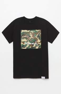 Diamond Supply Co. Camo Box T-Shirt