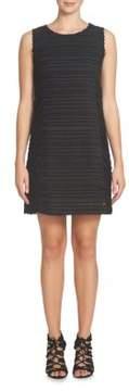 Cynthia Steffe Lattice Sleeveless Sheath Dress