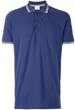 Peuterey buttoned up polo shirt