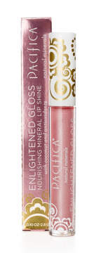 Pacifica Beach Kiss Enlightened Mineral Lip Gloss by 0.10oz Lip Gloss)