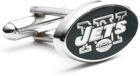 Ice New York Jets Cufflinks