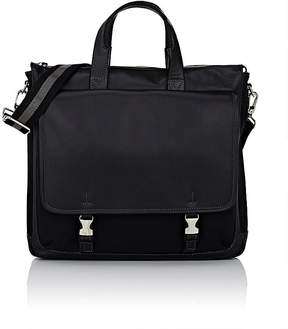 Barneys New York MEN'S TOP-ZIP TOTE BAG