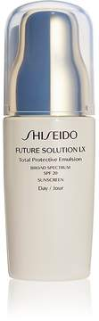 Shiseido Women's Future Solution LX Total Protective Emulsion Broad Spectrum SPF 20 Sunscreen