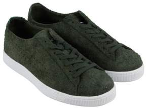 Puma States X Stampd Forest Night White Mens Lace Up Sneakers
