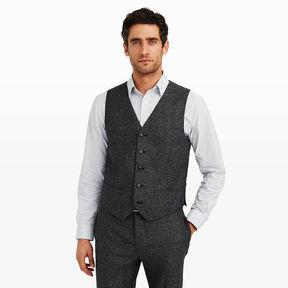 Club Monaco Grant Herringbone Vest