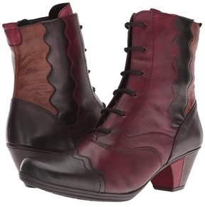 Rieker D1271 Women's Dress Boots