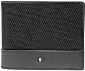 Montblanc Nightflight Black Nylon Wallet