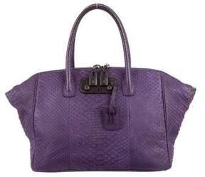 VBH Brera 34 Python Zip Bag