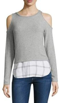 Generation Love Camilla Plaid Layer Shirt