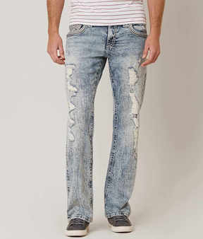 Rock Revival Olen Slim Boot Stretch Jean