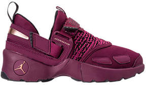 Nike Girls' Grade School Jordan Trunner LX (3.5y-9.5y) Training Shoes